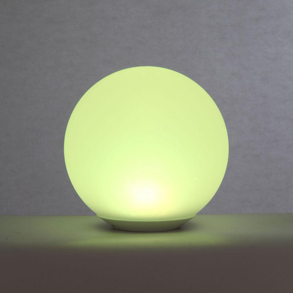 Alsy 8 In Color Changing Led Glow Ball Lamp 19237 000