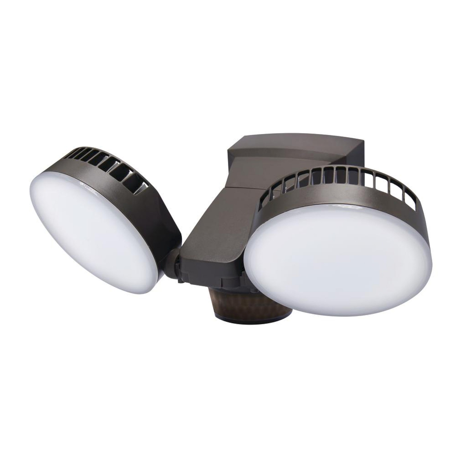 Defiant 270 Degree Bronze Integrated Led Outdoor Motion Sensor Light Hd 2703 Bz